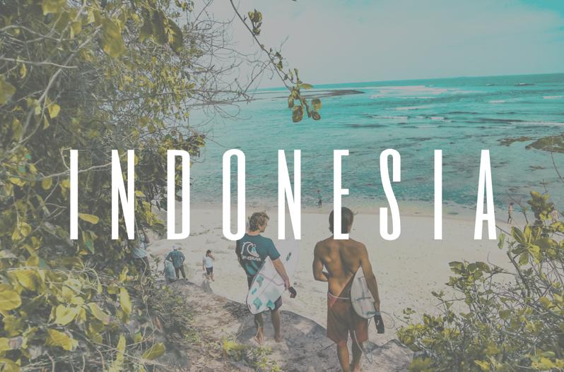 インドネシア旅行
