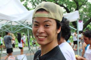 平尾健悟 ゴーゴーケンゴ 笑顔