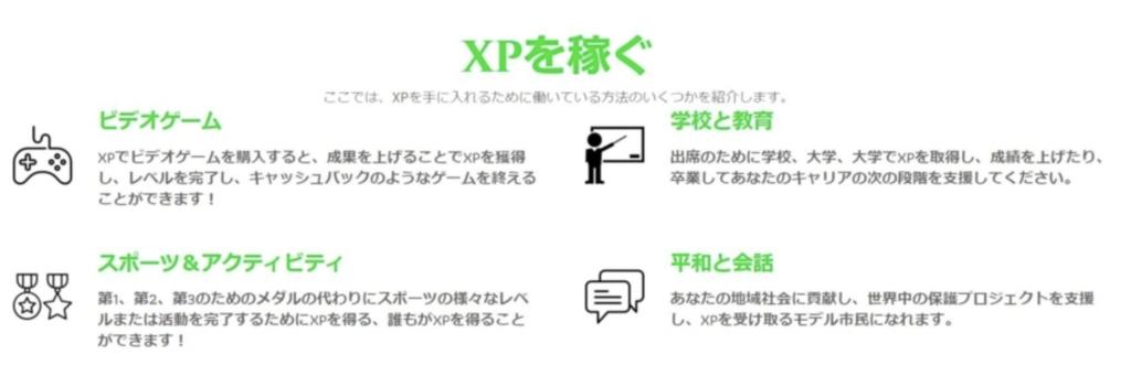 仮想通貨XPとは?