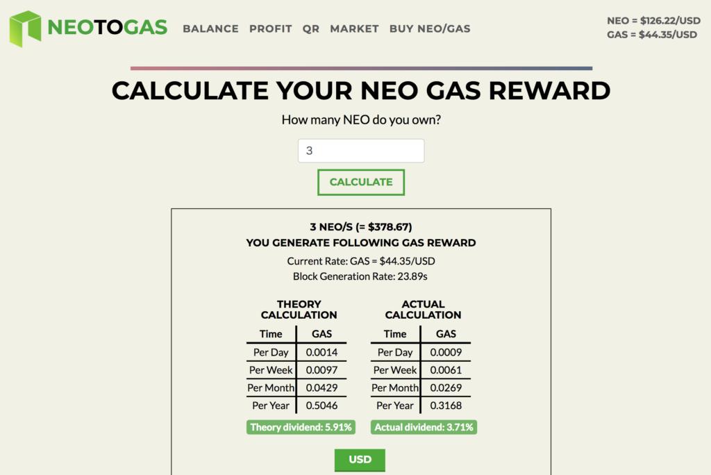 GASの配当を自動で計算してくれるツール「NEOTOGAS」