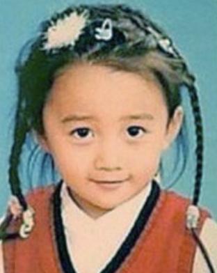 心美さんの幼少期の写真