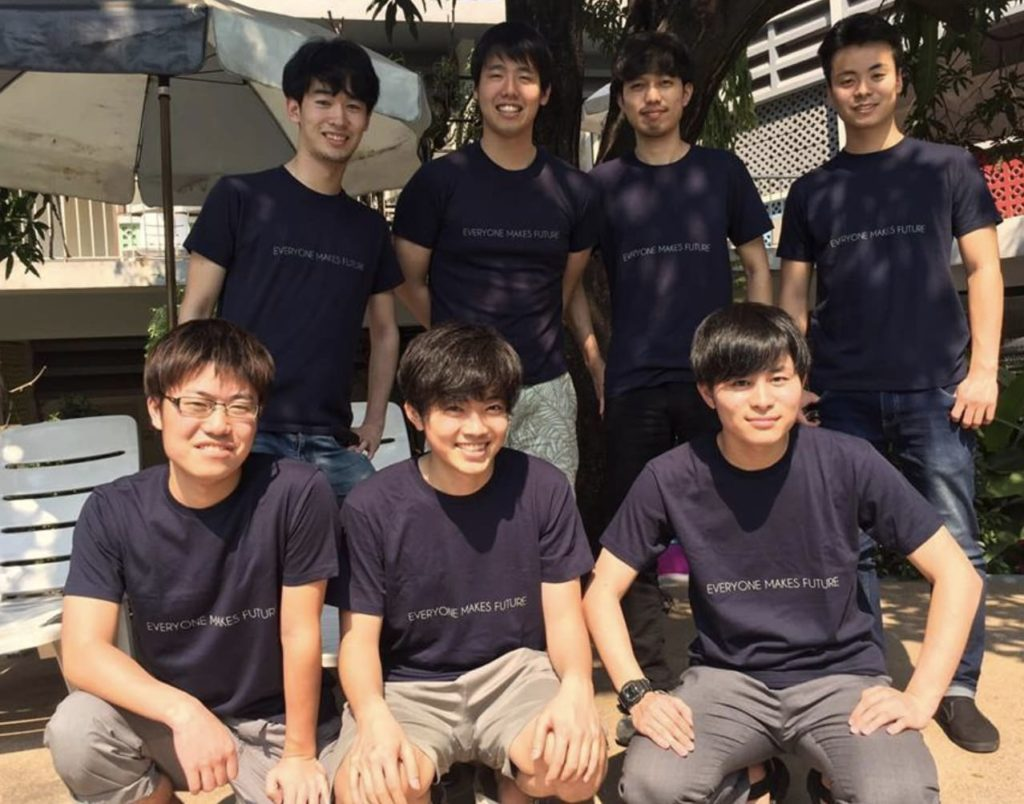 タイで大学生の海外研修のサポートをした時