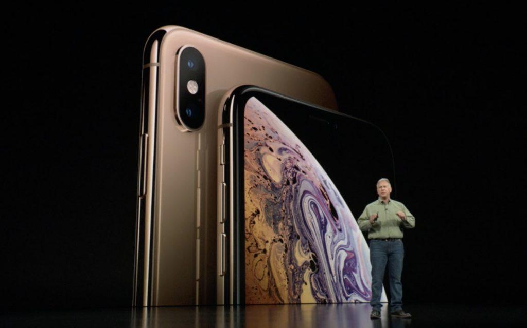 新型iPhoneXSが発表されました