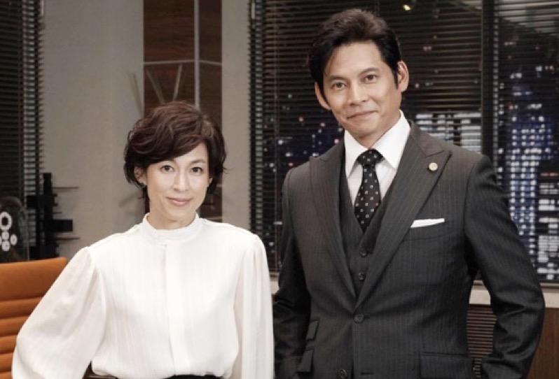 織田裕二と鈴木保奈美が東京ラブストーリー以来の共演