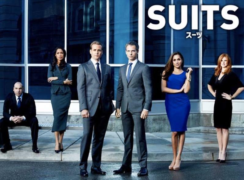 SUITS/スーツアメリカ版のあらすじ