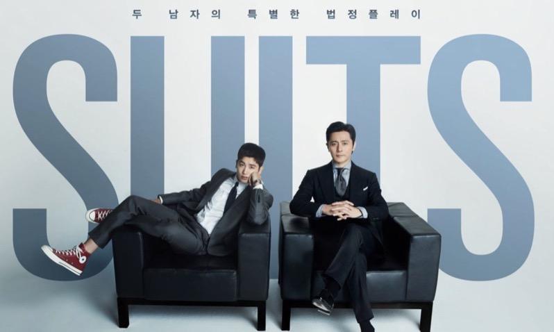 SUITS/スーツ韓国版のあらすじ