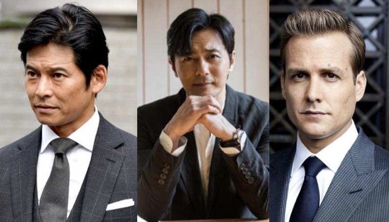 ハーヴィー役:織田裕二/チャンドンゴン/ガブリエル・マクト
